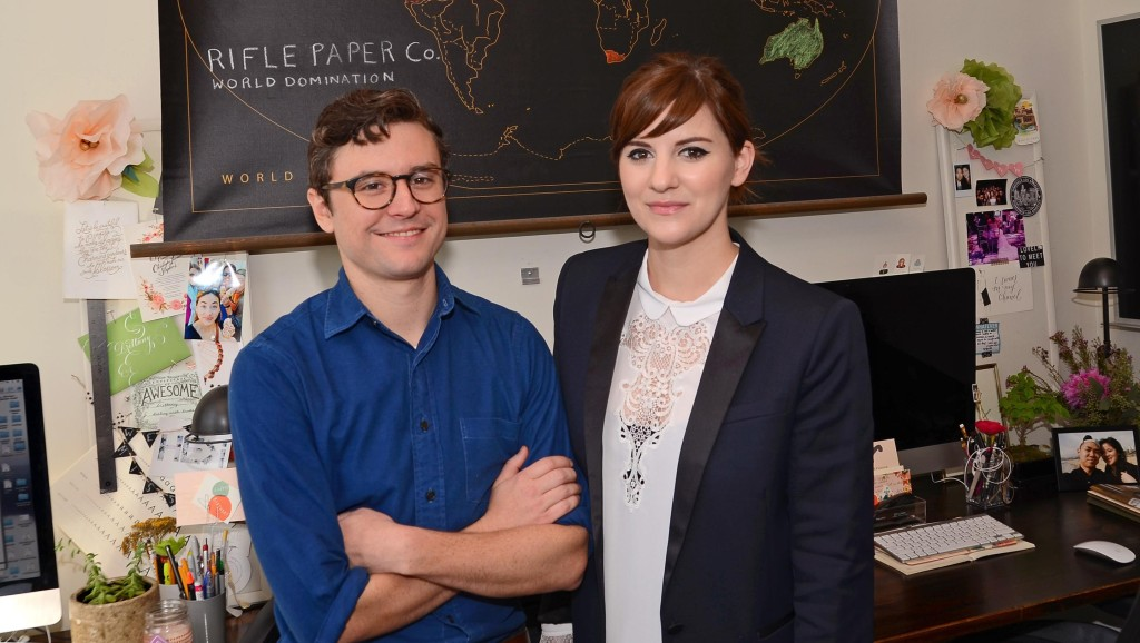 2015 Fast 50: Rifle Paper Co.