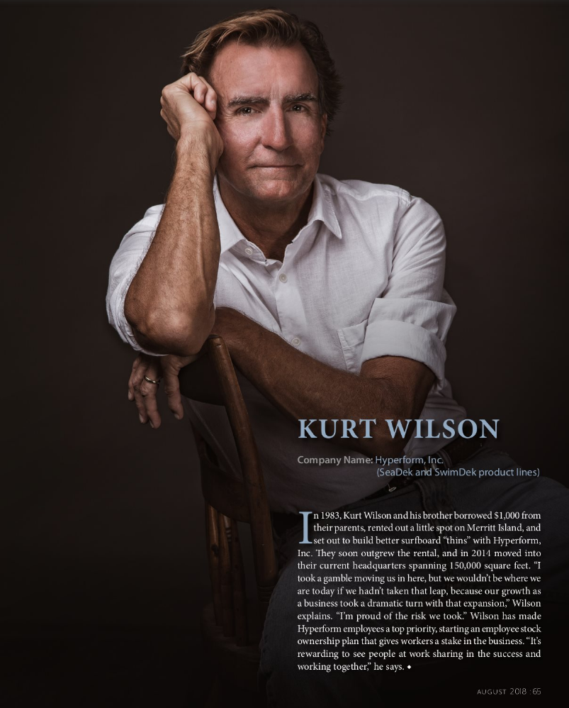 Kurt Wilson Hyperform Inc.