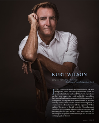 Kurt Wilson Hyperform Inc.